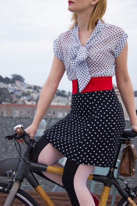 Polka-dots-2 14 Latest Print Trends for Women in 2017