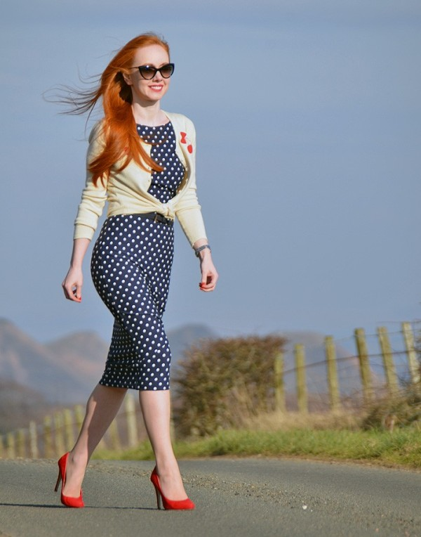 Polka-dots-5 14+ Latest Print Trends for Women in 2020