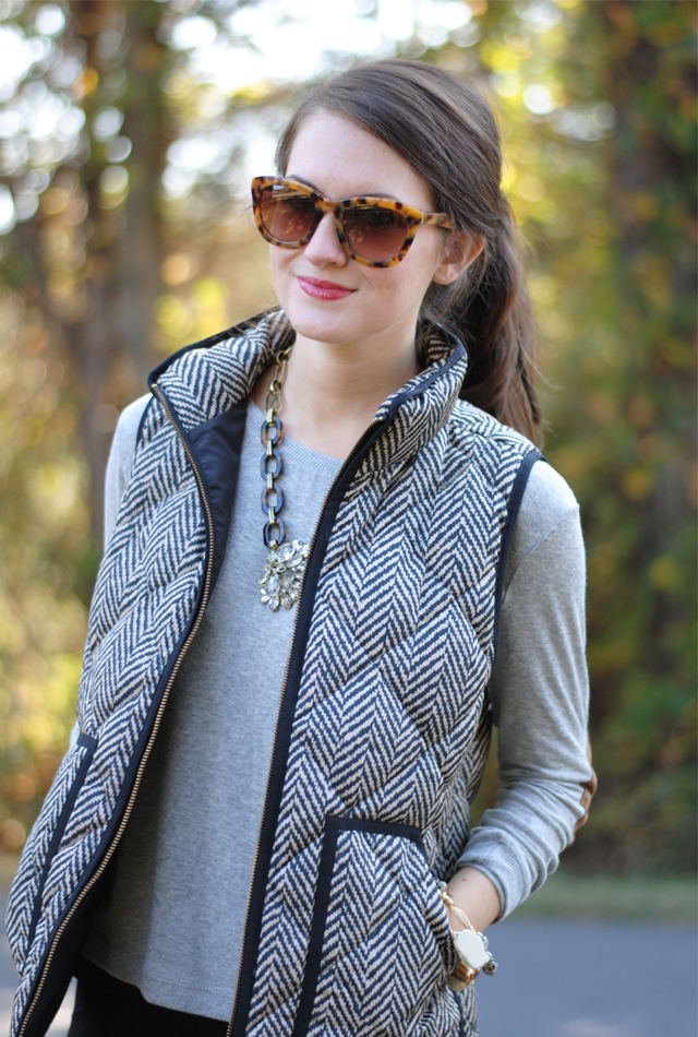 Puffy-vest2 8 Main Winter & Fall Jackets & Coats Trends in 2018