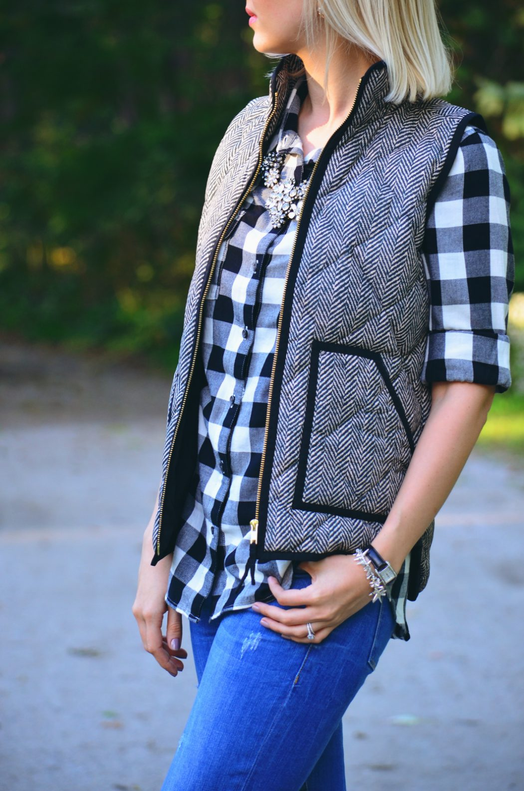 Puffy-vest3 8 Main Winter & Fall Jackets & Coats Trends in 2018