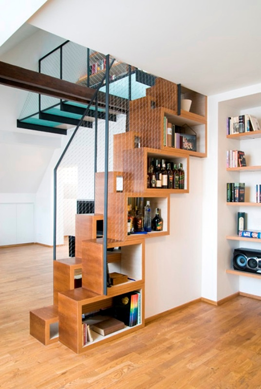 Staircase-Design-Ideas-13 61 Fabulous Staircase Design Ideas for a Catchier Home