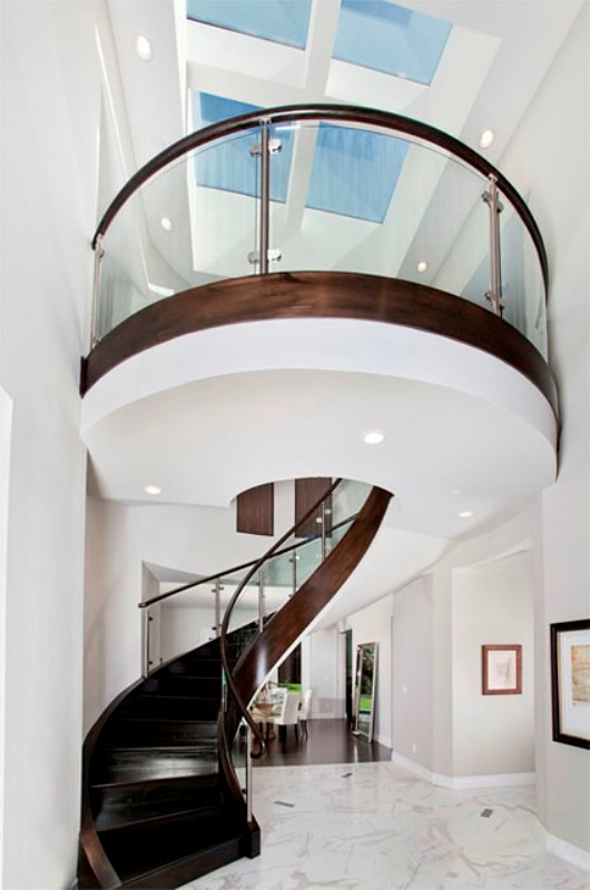 Staircase-Design-Ideas-14 61 Fabulous Staircase Design Ideas for a Catchier Home