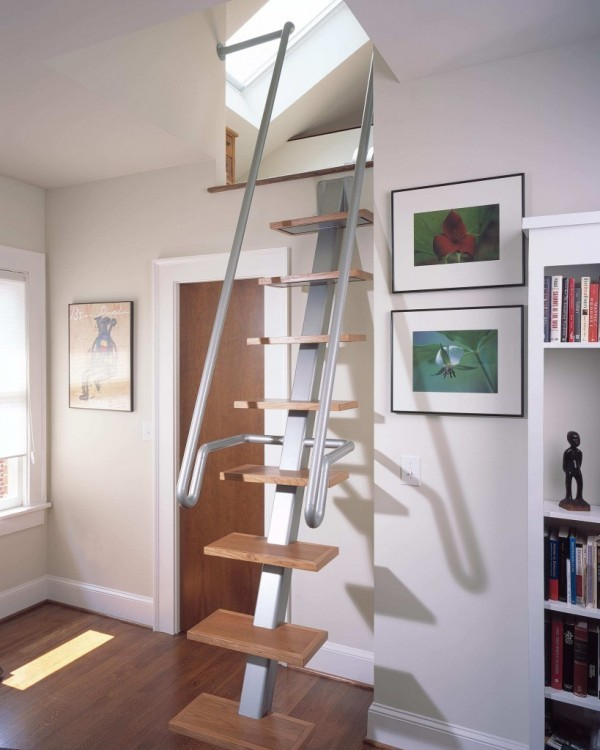 Staircase-Design-Ideas-15 61 Fabulous Staircase Design Ideas for a Catchier Home