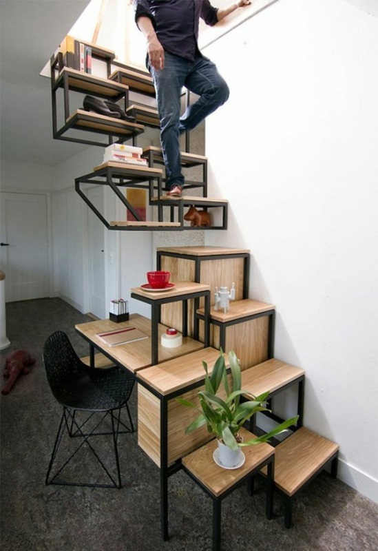 Staircase-Design-Ideas-16 61 Fabulous Staircase Design Ideas for a Catchier Home