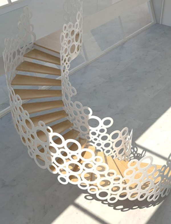Staircase-Design-Ideas-18 61 Fabulous Staircase Design Ideas for a Catchier Home
