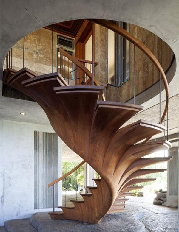 Staircase-Design-Ideas-19 61 Fabulous Staircase Design Ideas for a Catchier Home