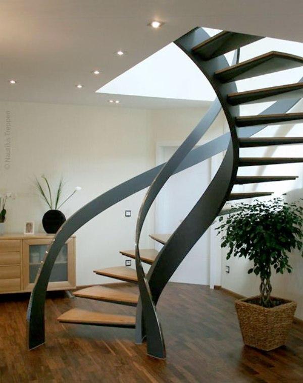 Staircase-Design-Ideas-22 61 Fabulous Staircase Design Ideas for a Catchier Home