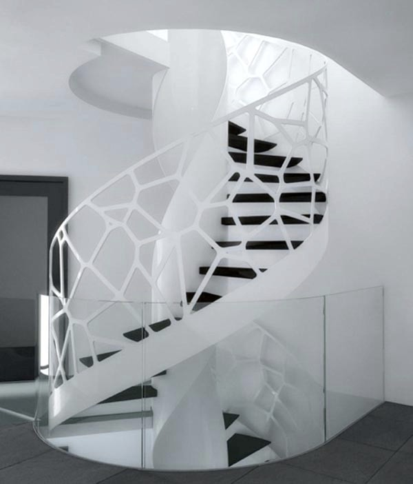Staircase-Design-Ideas-29 61 Fabulous Staircase Design Ideas for a Catchier Home