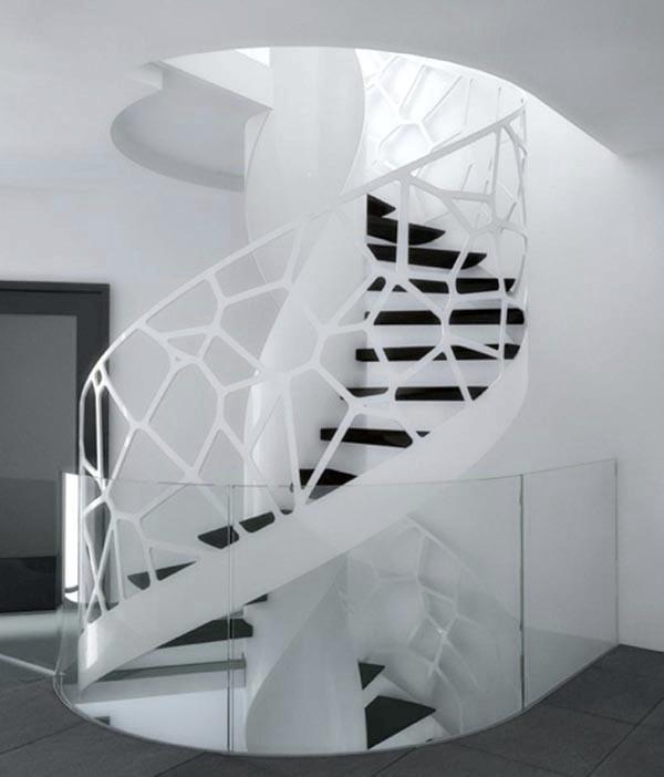 Staircase-Design-Ideas-29 61 Fabulous Staircase Design Ideas for a Catchier Home