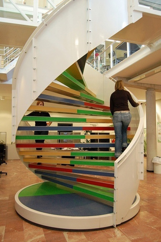 Staircase-Design-Ideas-30 61 Fabulous Staircase Design Ideas for a Catchier Home
