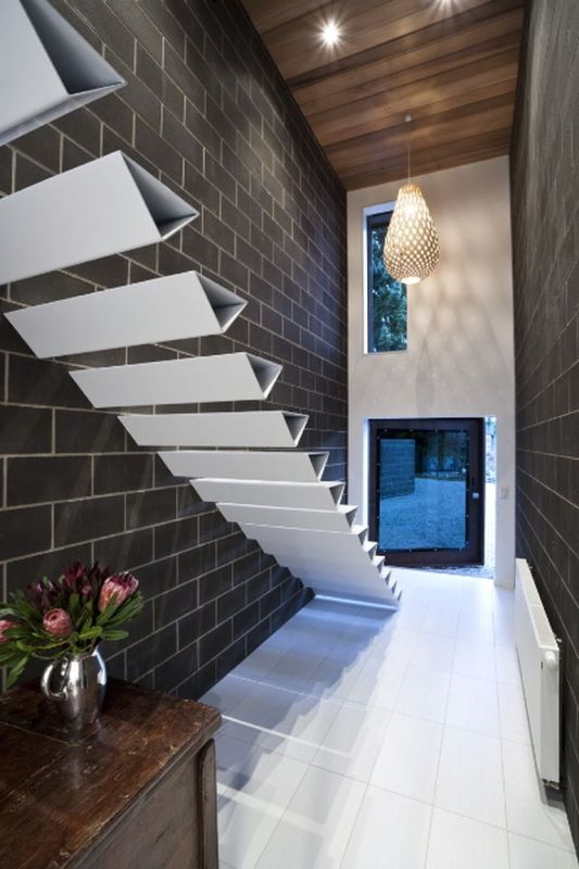 Staircase-Design-Ideas-31 61 Fabulous Staircase Design Ideas for a Catchier Home