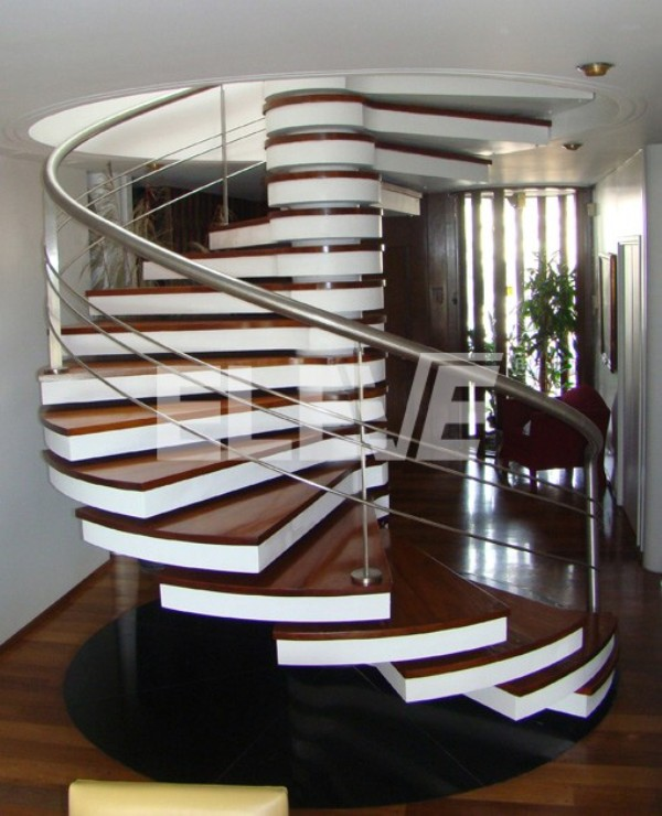 14 Staircases Design Ideas: 61 Fabulous Staircase Design Ideas For A Catchier Home
