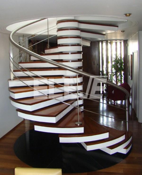 Staircase-Design-Ideas-33 61 Fabulous Staircase Design Ideas for a Catchier Home