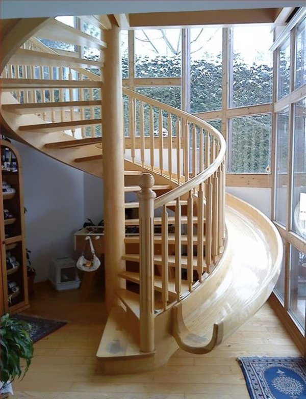 Staircase-Design-Ideas-34 61 Fabulous Staircase Design Ideas for a Catchier Home