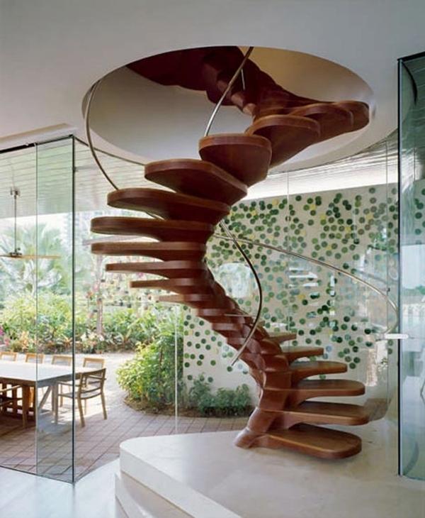 Staircase-Design-Ideas-35 61 Fabulous Staircase Design Ideas for a Catchier Home