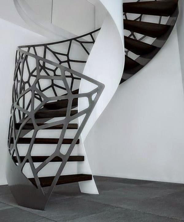 Staircase-Design-Ideas-36 61 Fabulous Staircase Design Ideas for a Catchier Home