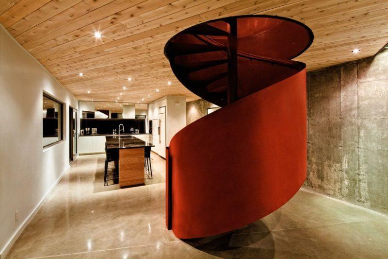 Staircase-Design-Ideas-37 61 Fabulous Staircase Design Ideas for a Catchier Home