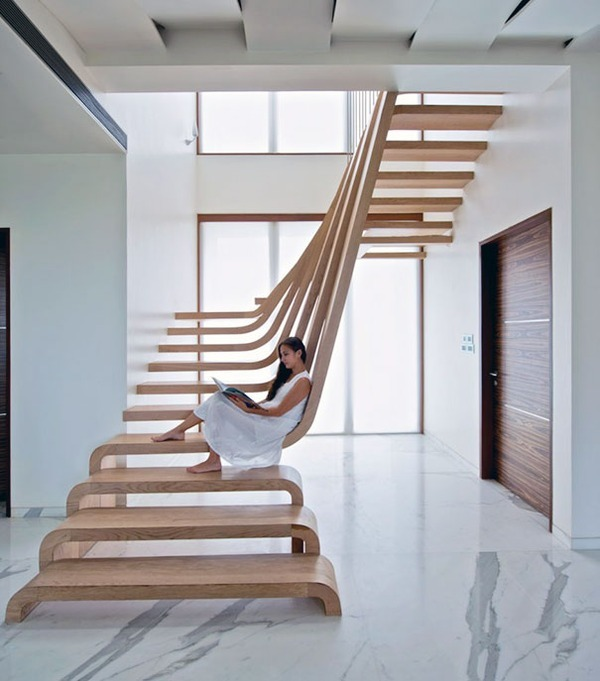 Staircase-Design-Ideas-40 61 Fabulous Staircase Design Ideas for a Catchier Home