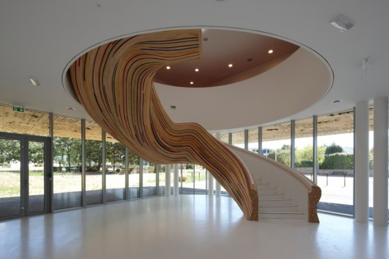 Staircase-Design-Ideas-41 61 Fabulous Staircase Design Ideas for a Catchier Home
