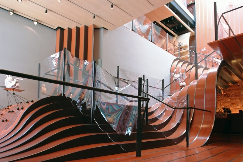 Staircase-Design-Ideas-45 61 Fabulous Staircase Design Ideas for a Catchier Home