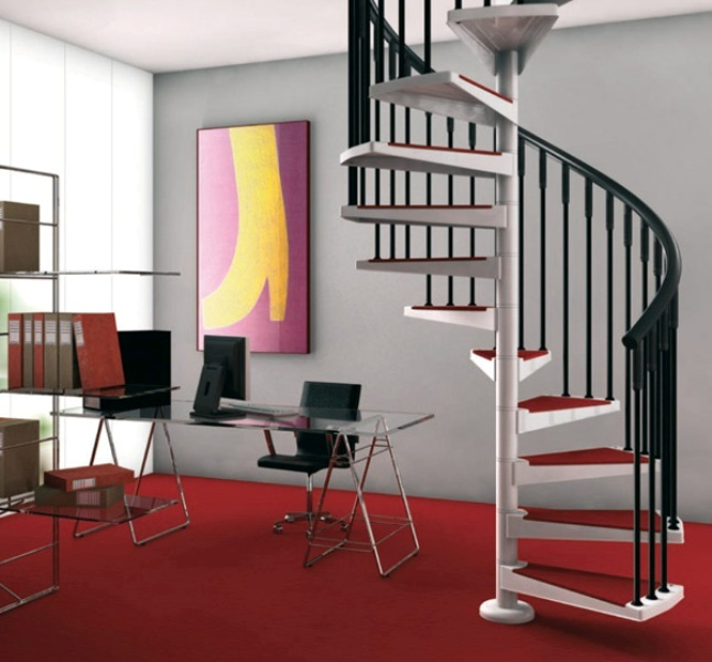 Staircase-Design-Ideas-49 61 Fabulous Staircase Design Ideas for a Catchier Home