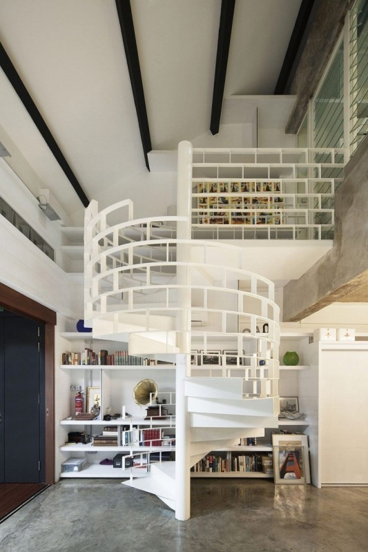 Staircase-Design-Ideas-5 61 Fabulous Staircase Design Ideas for a Catchier Home