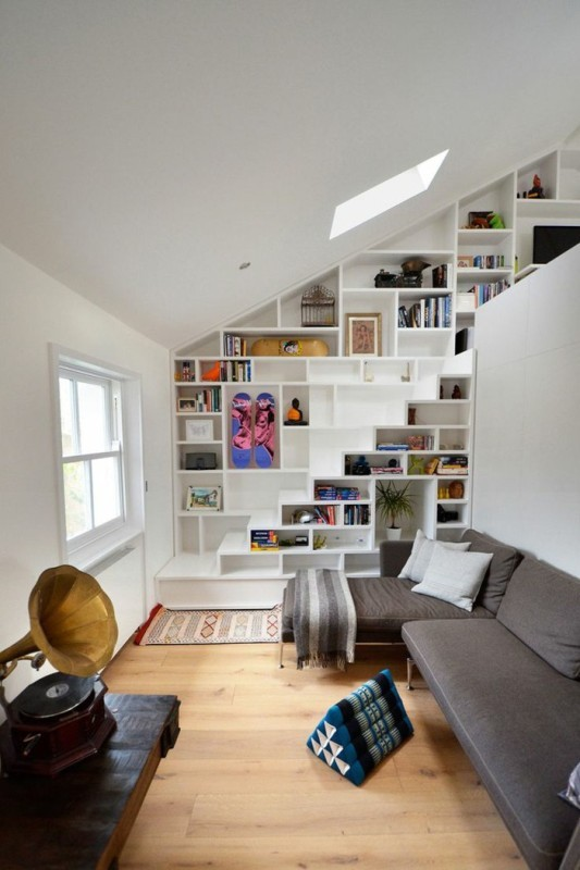 Staircase-Design-Ideas-50 61 Fabulous Staircase Design Ideas for a Catchier Home