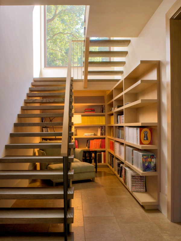 Staircase-Design-Ideas-55 61 Fabulous Staircase Design Ideas for a Catchier Home