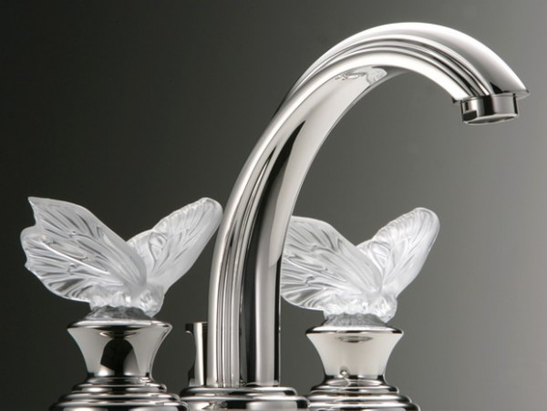 THG-Lalique-crystal-faucets-2 55 Most Famous Diamond faucets