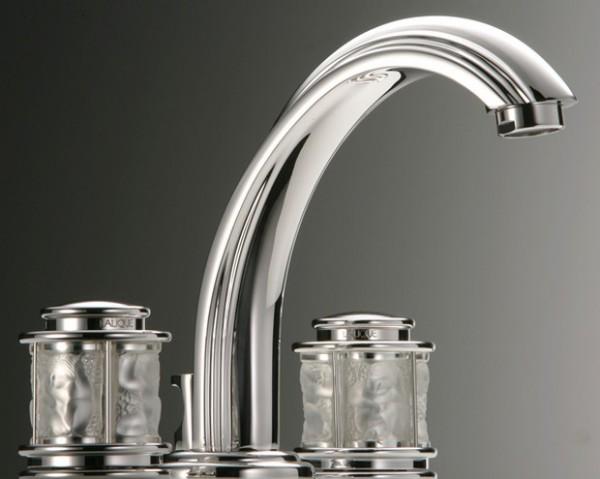 THG-Lalique-crystal-faucets-3 55 Most Famous Diamond faucets