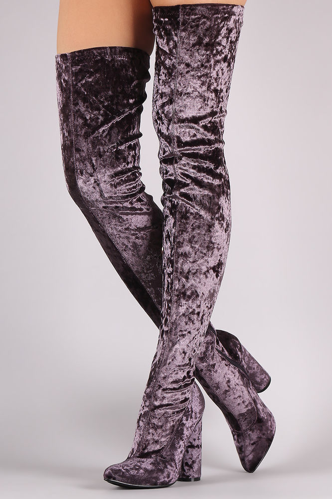 Velvet-Boots5 Top 10 Most Stylish Boot Trends