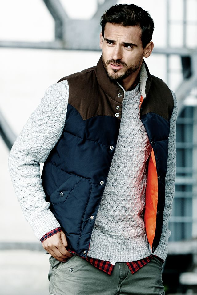Vests1 Next 8 Hottest Menswear Trends for Winter