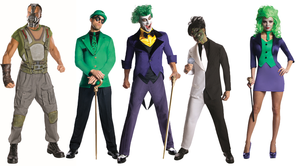 Villain1 Top 10 Teenagers Halloween Costumes Trends