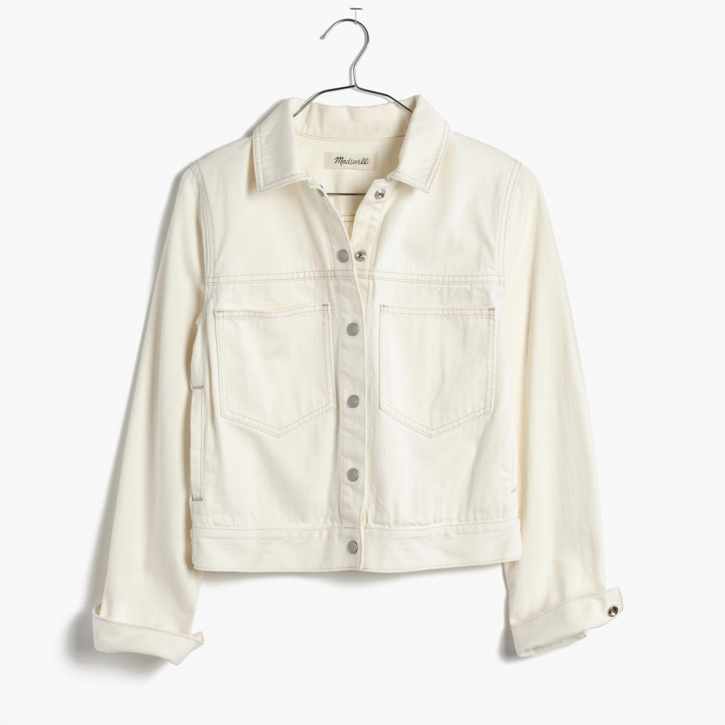 White-Jeans 8 Main Winter & Fall Jackets & Coats Trends in 2020