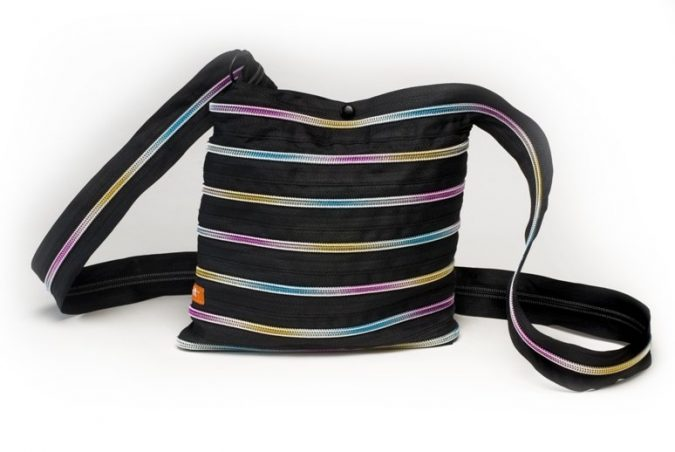 ZIPIT_Zipper_bag-675x452 Top 10 Unusual Handbags That Are in Fashion