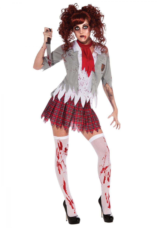 Zombie Top 10 Teenagers Halloween Costumes Trends in 2017