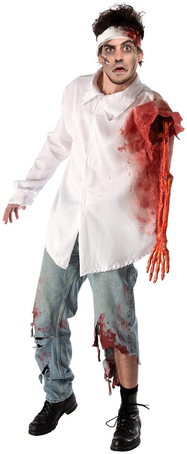 Zombie2 Top 10 Teenagers Halloween Costumes Trends