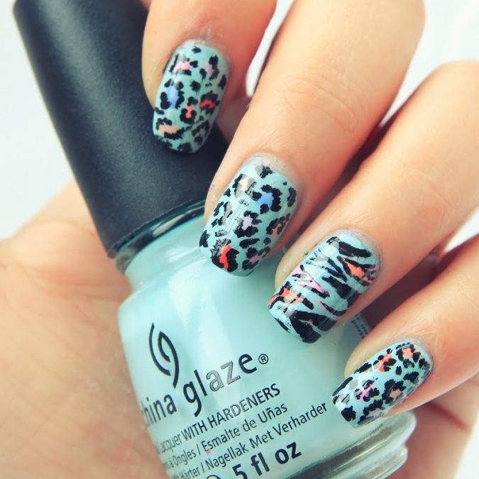 animal-print-nails_look_f666948ecf31bb82fdd1c055b0776a0d_look-675x675 6 Most Stylish Leopard and Cheetah Nail Designs