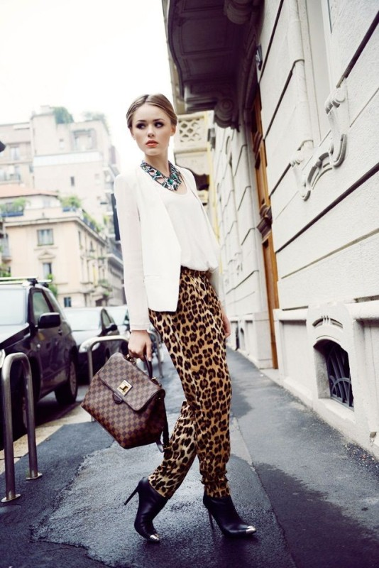 animal-skin-prints-4 14+ Latest Print Trends for Women in 2020