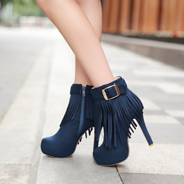 ankle-boots-7 24+ Most Stylish Boot Trends for Women in 2020
