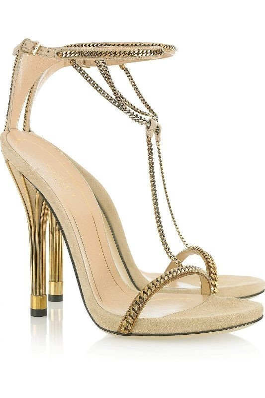 ankle-straps-1 28 Catchiest Women's Shoe Trends to Expect in 2017