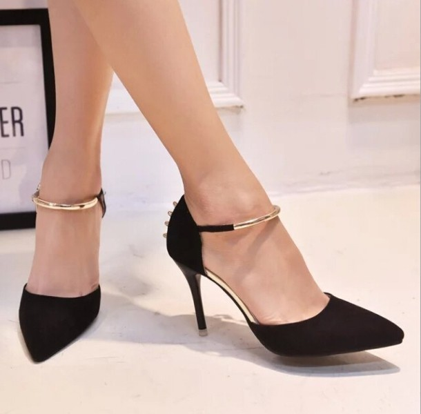 ankle-straps-6 28 Catchiest Women's Shoe Trends to Expect in 2017