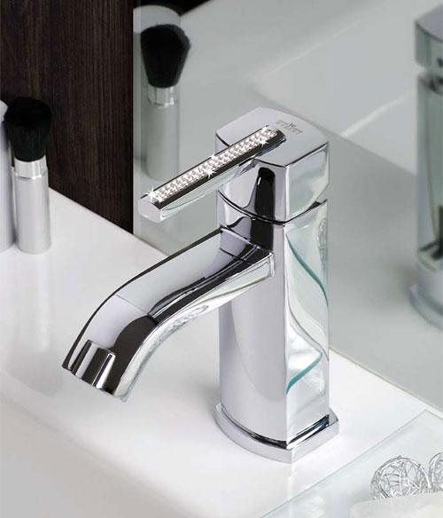 azeta-crystal-bath-faucet-webert-11 55 Most Famous Diamond faucets