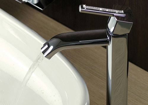 azeta-crystal-bath-faucet-webert-3 55 Most Famous Diamond faucets