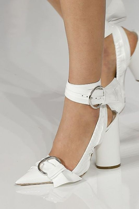 big-buckle 28+ Catchiest Women's Shoe Trends to Expect in 2020