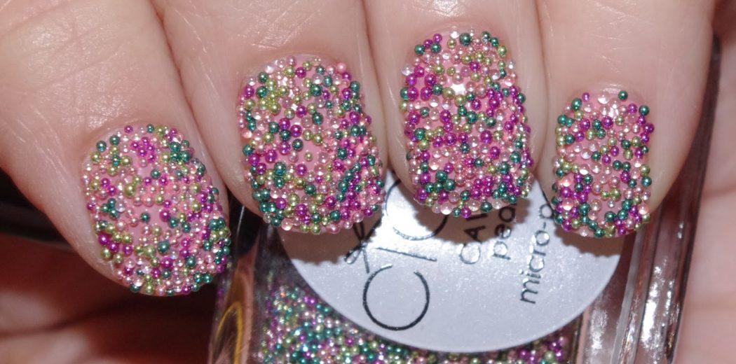 caviar-nail-polish +15 Hottest Caviar Manicure Creative Ideas to Apply in 2020