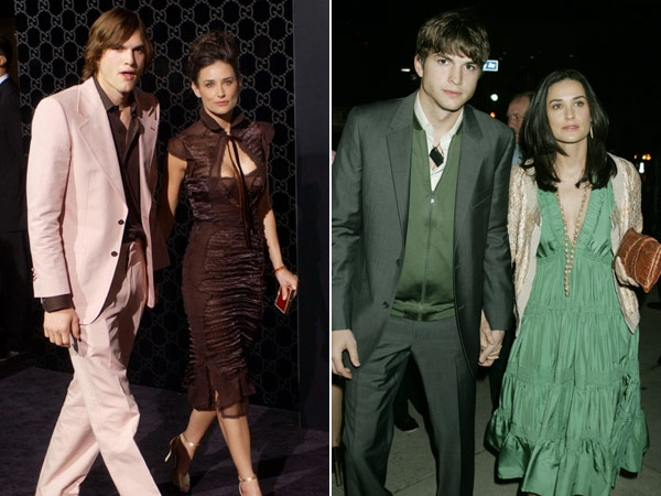 celeb_couples_who_dress_alike_demi_ashton_600x450 25+ Women Engagement Outfit Ideas Coming in 2020