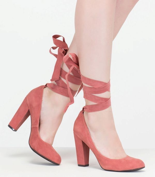 chunky-heels 28+ Catchiest Women's Shoe Trends to Expect in 2020