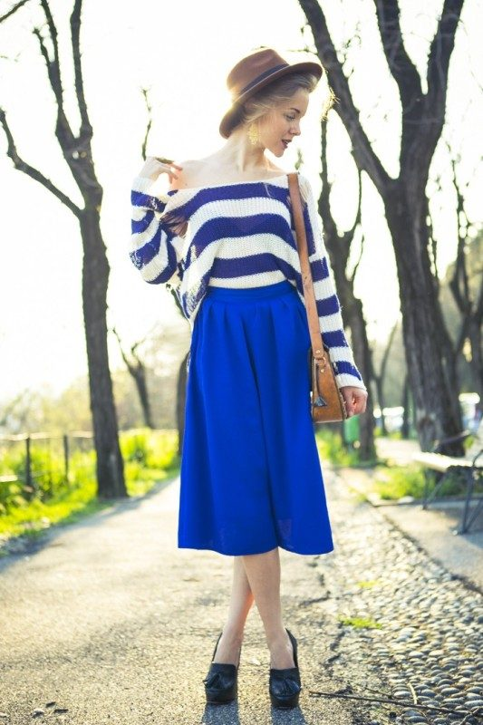 cobalt-and-navy-blue-4 15 Hottest Fashion Color Trends You'll Love in 2019