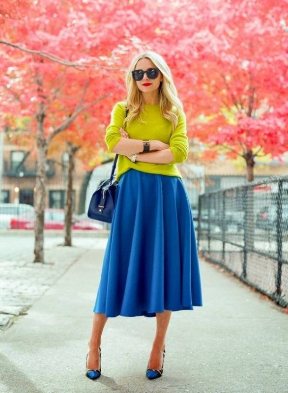 cobalt-and-navy-blue-8 15 Hottest Fashion Color Trends You'll Love in 2019